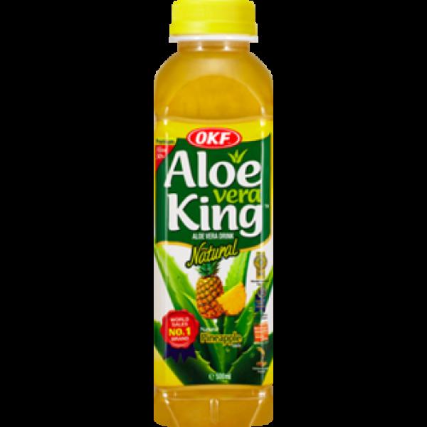 OKF Aloe Vera King Ανανάς 500ml