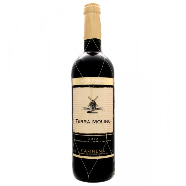 Red wine Terra Molino-Reserva 2007 13,5% vol. 0,75l