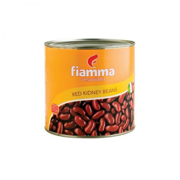 Κόκκινα φασόλια σε κονσέρβα 2.5 κιλά