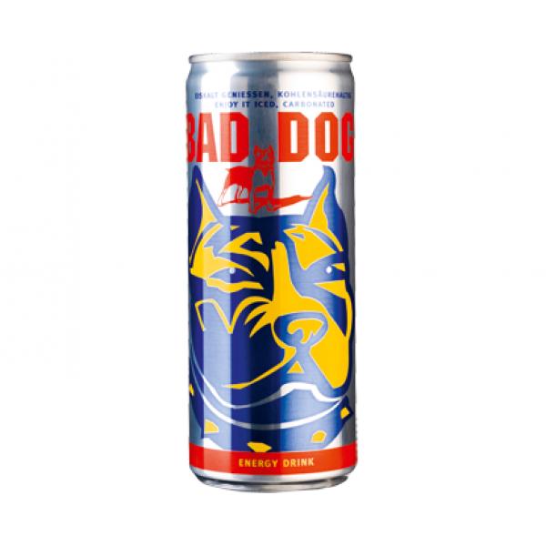 Ενεργειακό ποτό Bad dog 0.25l