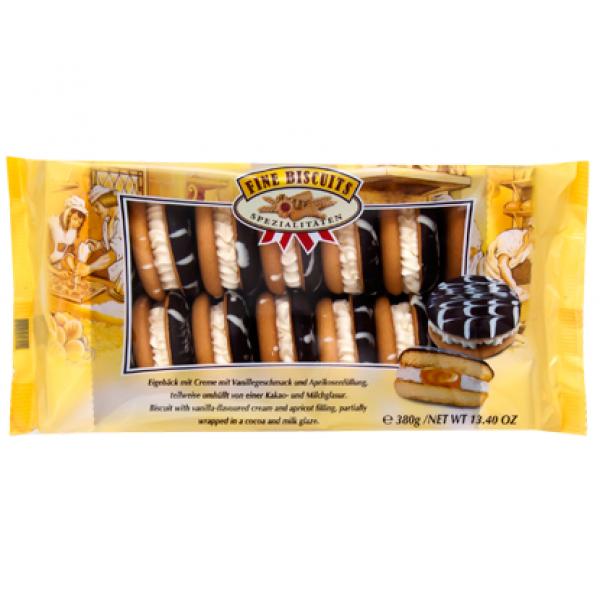 Jaffa Sandwich κρέμα-βερίκοκο 380g