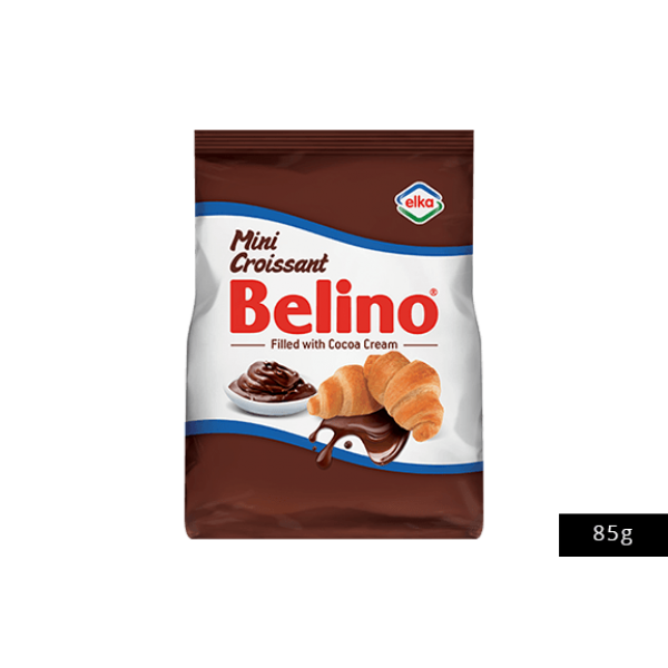 Κρουασάν σοκολάτας Mini Belino σε συσκευασία των 85g