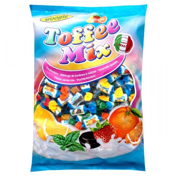 Καραμέλες toffee Mix σε συσκευασία των 1000g