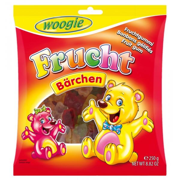 Αρκουδάκια φρούτων σε ζελέ  250g