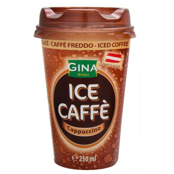 Παγωμένος καφές - Καπουτσίνο 230ml