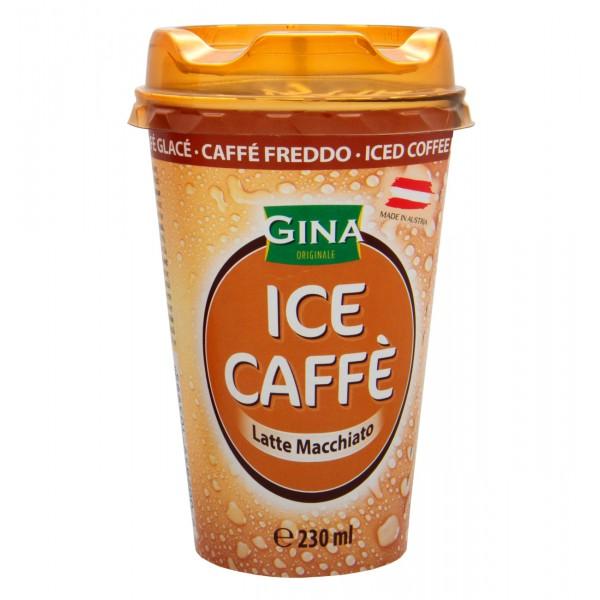 Παγωμένος καφές - λατέ μαχιάτο 230ml