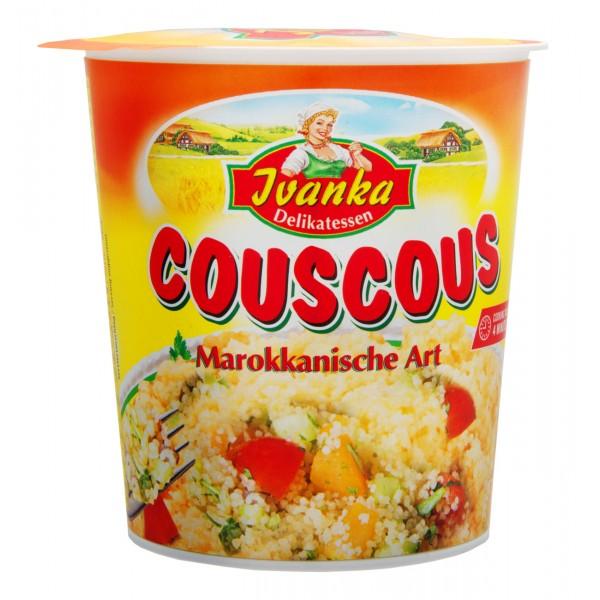 Στιγμιαίο μαροκινό κους-κους με γεύση κοτόπουλο 89g