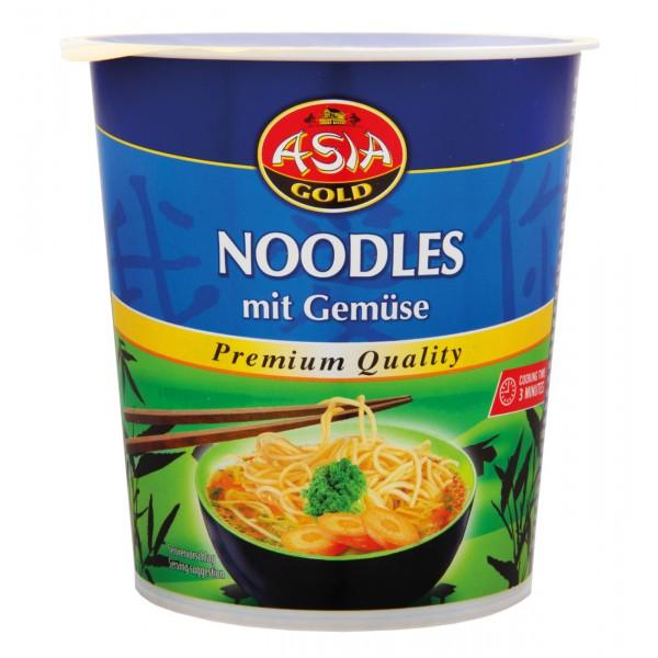 Noodles με λαχανικά 49g