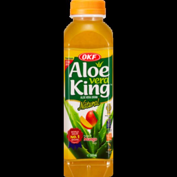 OKF Aloe Vera King Μάνγκο 500ml