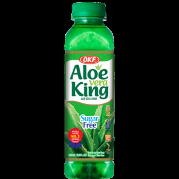 OKF Aloe Vera King Original Χωρίς Ζάχαρη 500m
