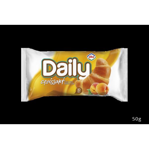 Κρουασάν βερίκοκο Daily 50g
