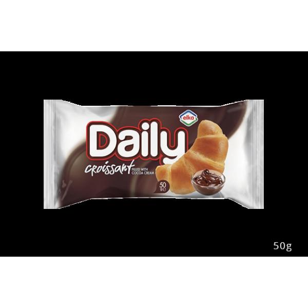 Κρουασάν σοκολάτας Daily 50g