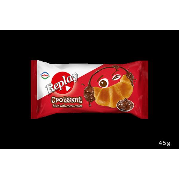 Κρουασάν σοκολάτας Replay 70g